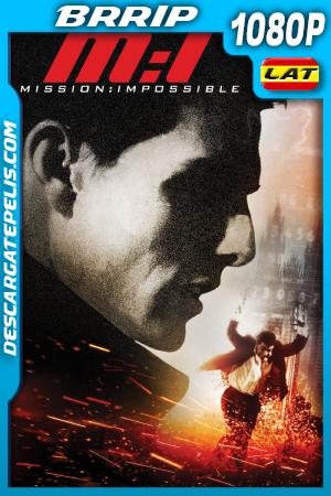 Misión Imposible (1996) 1080P BRRIP Latino – Ingles
