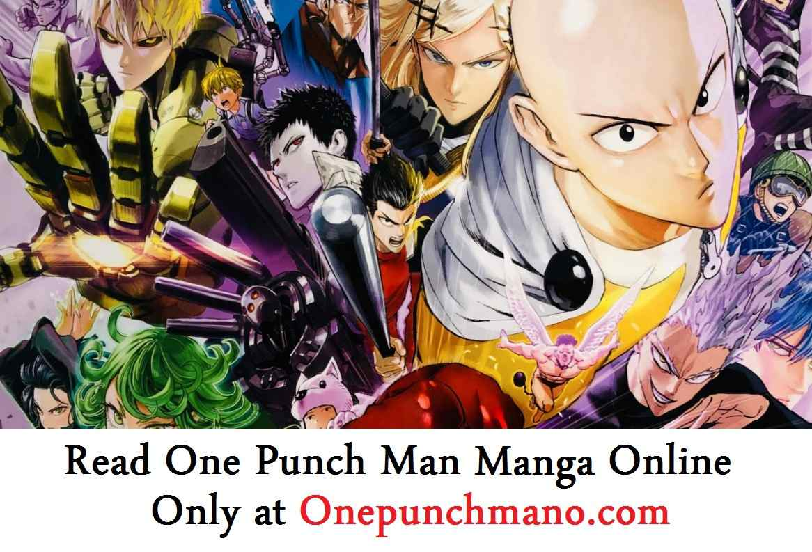 one punch man 60