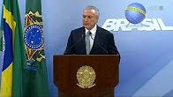 Brasil: Michel Temer acusado de corrupção passiva, obstrução da Justiça e organização criminosa