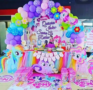 dekorasi balon rino