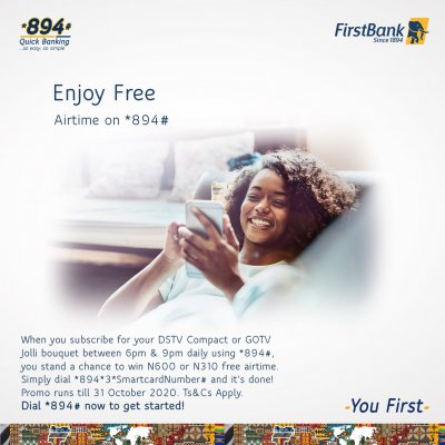 FirstBank Free Gift: Click  Here to get yours
