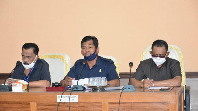 Ketua Komisi I DPRD Sinjai Soroti Penyaluran KKS BPNT