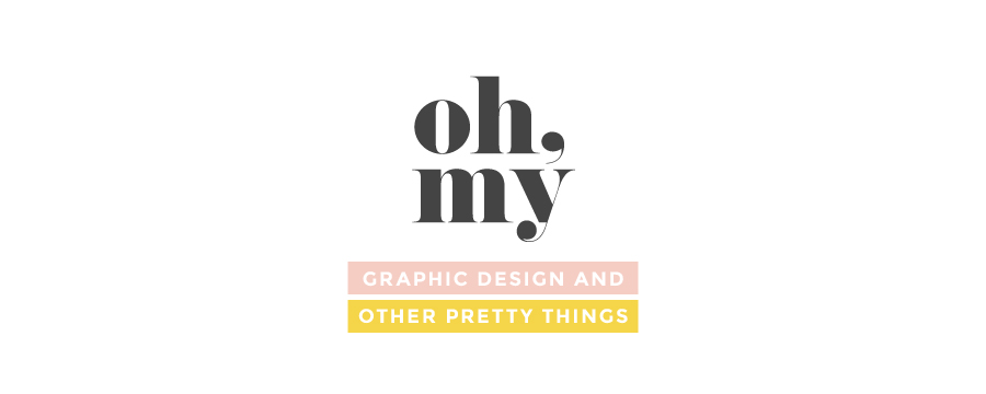 oh my design blog
