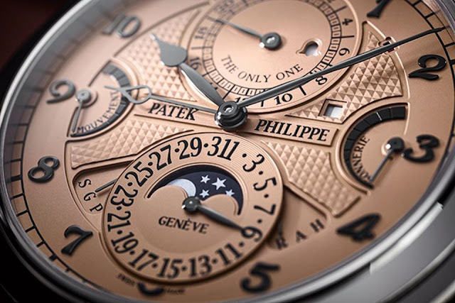 Meet The World's Most Expensive Watch: $31 Million Patek Philippe Sets World Record At Only Watch Auction