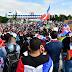 El Trabucazo 2020 es una de las manifestaciones juveniles de mayor tracendencia en la República Dominicana