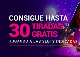 Goldenpark 30 tiradas gratis 10-11 marzo 2021