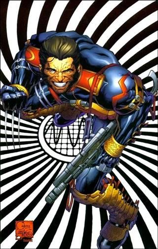 En Dinastía de M Wolverine está en un ejército