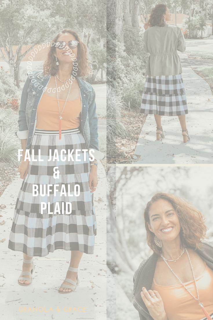 How To Style Fall Jackets