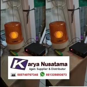 Jual Lampu Rotary Lampu Blitz TE1161 Philips + Kiso 4LR di Padang
