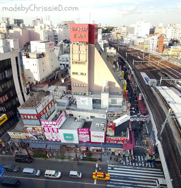 Exploring Japan - Tokyo's Ginza, Okachimachi and Ueno by www.madebyChrissieD.com