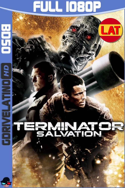 Terminator: La Salvación (2009) BD50 1080p Latino-Ingles ISO