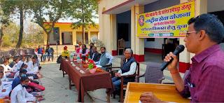 रासेयो प्रशिक्षण से होता है सामाजिक समरसता का विकासः राकेश वर्मा  | #NayaSaberaNetwork