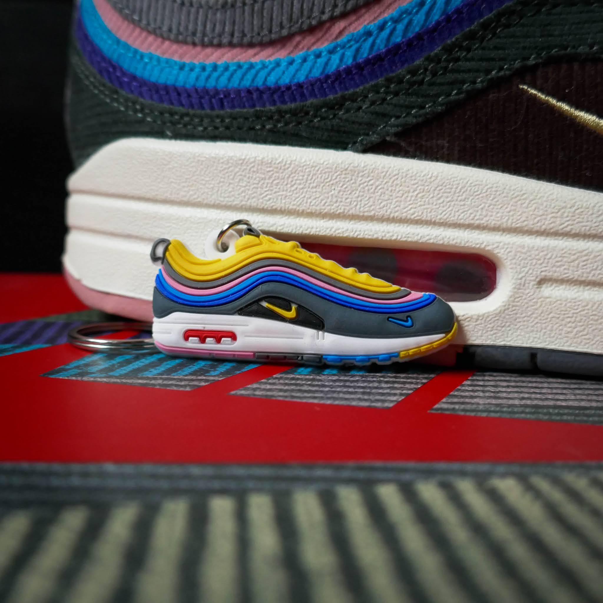 Idée cadeau : Le porte-clé sneakers   Joanna   Style de Nana