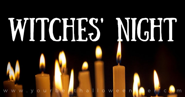 Your Best Halloween Ever, Witches' Night Playlist