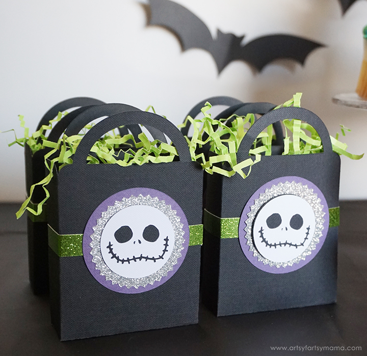Nightmare Before Christmas Party Favor Bags
