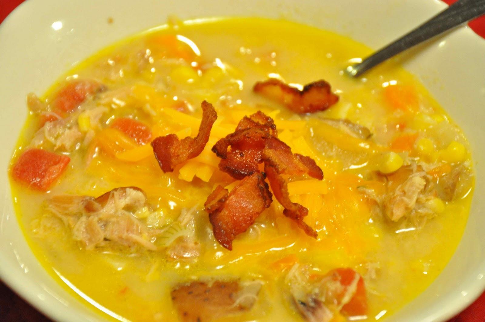 Chicken-Corn Chowder