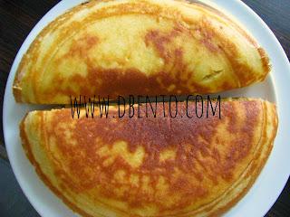 tips memasak martabak manis menggunakan teflon