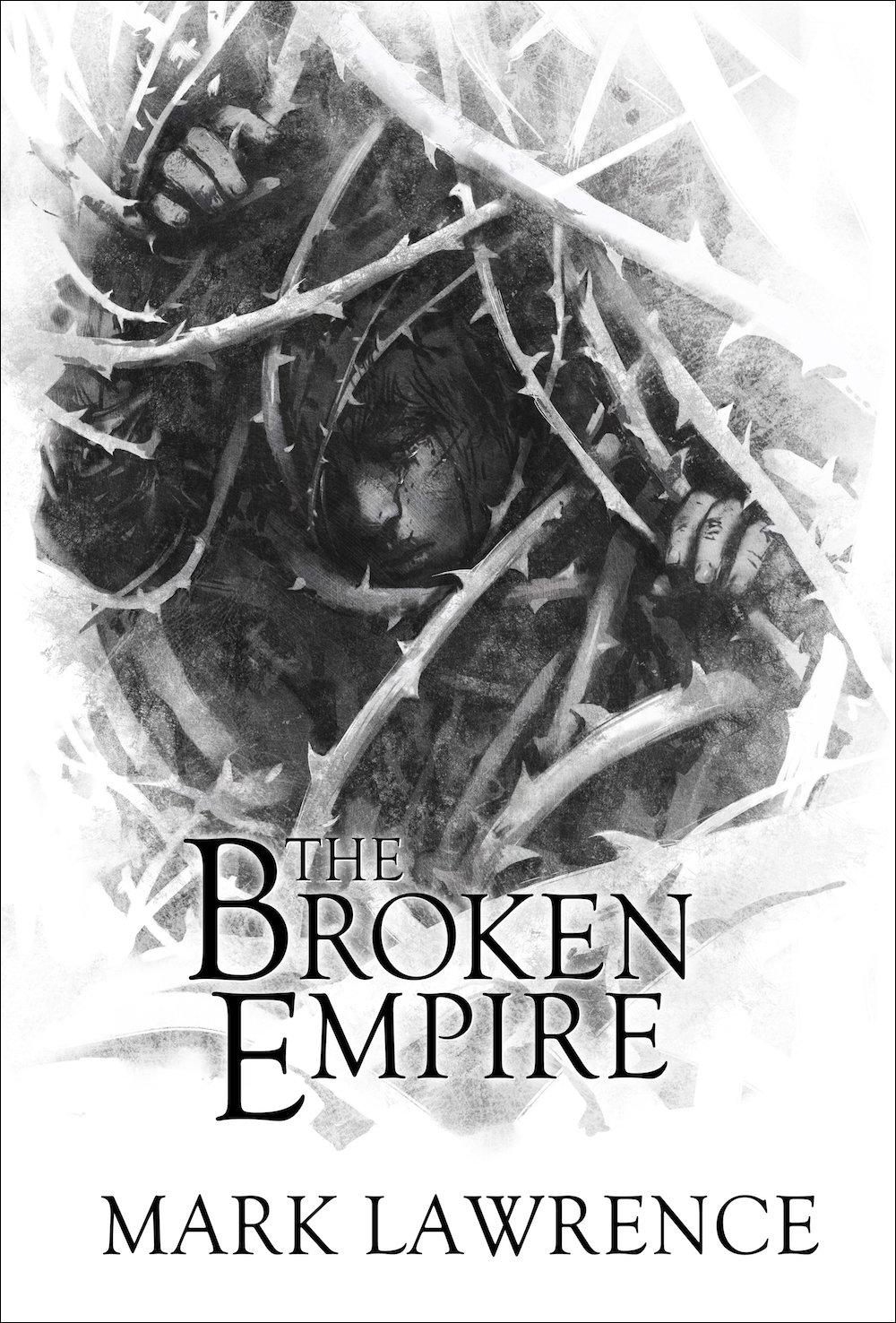 Broken Empire Trilogy : broken, empire, trilogy, Wertzone:, Lawrence's, BROKEN, EMPIRE, Trilogy, Optioned