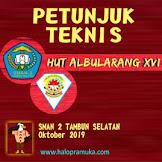Petunjuk Teknis (Juknis) HUT ALBULARANG XVI Tahun 2019 -SMAN 2 Tambun Selatan