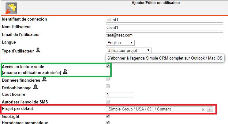 comment utiliser simple crm    comment cr u00e9er un extranet