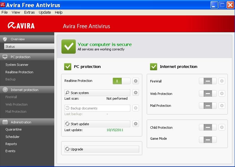 Download Avira free antivirus personal terbaik