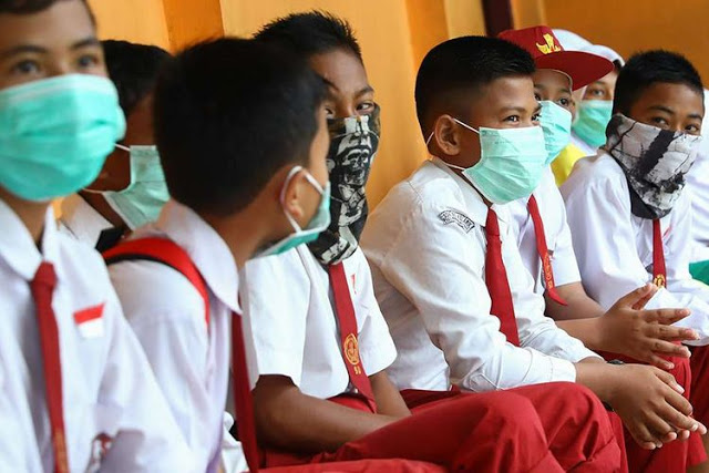 Kabar Buruk! Sekolah Siap Dibuka, 113 Anak di Surabaya Positif COVID-19, 5 Meninggal Dunia