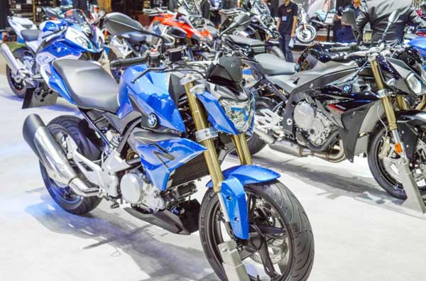 Update BMW G310R release in India, October