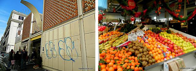 Mercado do Testaccio, Roma