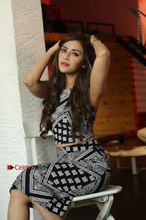 Telugu Actress Angela Krislinzki Latest Pos in Short Dress  0108.JPG