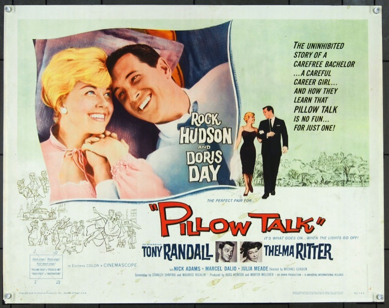 A Shroud Of Thoughts The Doris Day Rock Hudson Movies