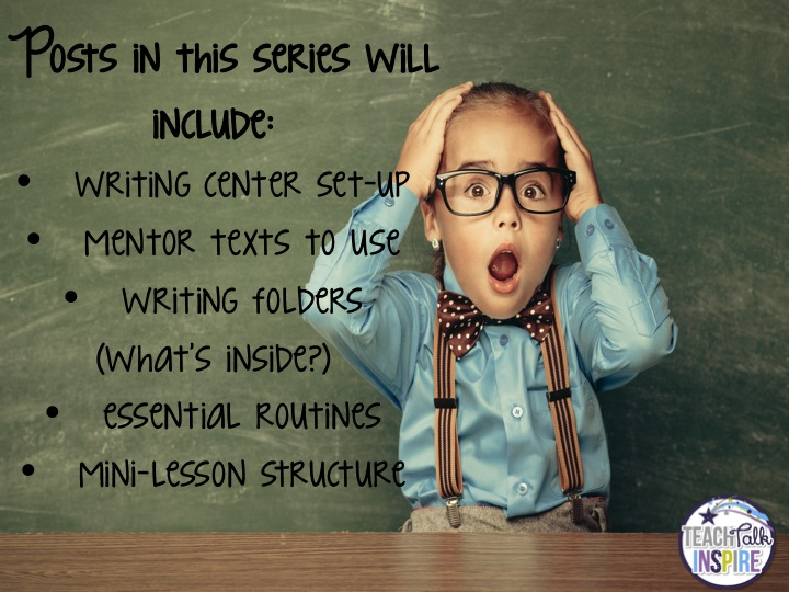 Launching the Writing Workshop Do's and Don'ts! | Teach Talk