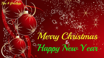 Christmas and New Year Wishes Images HD Free