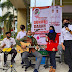 Relawan Mahyeldi-Audy Joinaldi Rangkul Milenial lakukan Donor Darah