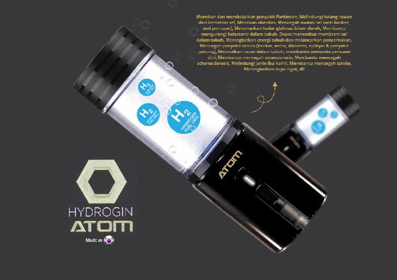 Terapi Hydrogin Atom