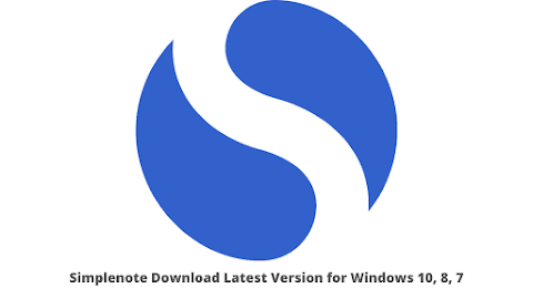 Simplenote Download Latest Version for Windows 10, 8, 7