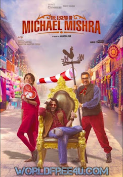 Poster Of Bollywood Movie The Legend of Michael Mishra (2016) 100MB Compressed Small Size Mobile Movie Free Download worldfree4u.com