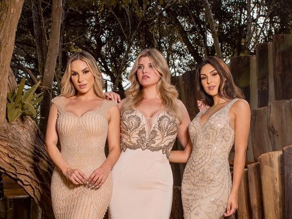 15 vestidos longos para madrinhas de casamento 2020