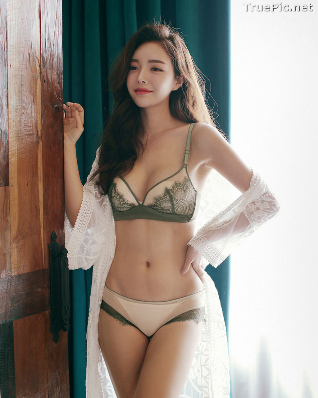 Image Korean Fashion Model – Jin Hee – Sexy Lingerie Collection #2 - TruePic.net - Picture-2