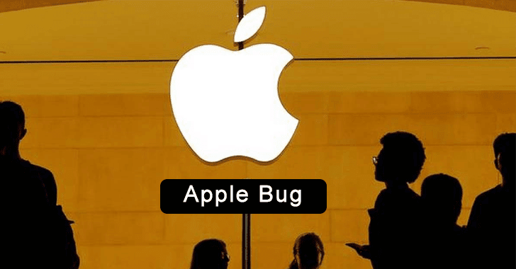 Apple High Severity Bug Allows Attackers to Execute Arbitrary Code on iPhone, iPad, iPod