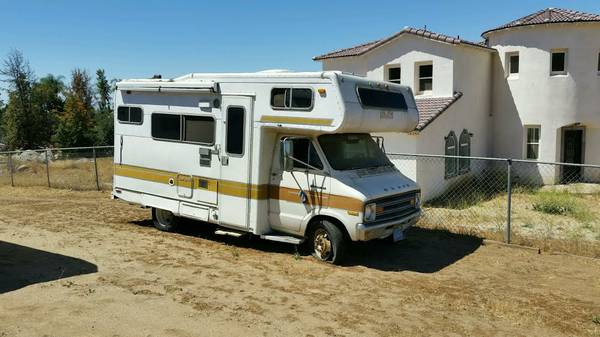 Used RVs 1979 Lazy Daze Motorhome For Sale by Owner