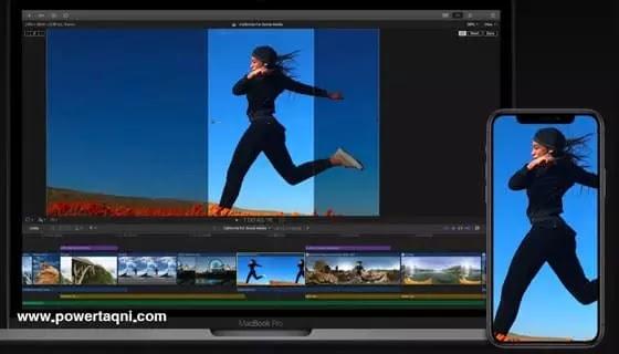 أفضل برامج تعديل الفيديوهات لأجهزة الكمبيوتر Windows و Mac  مجانية و مدفوعة 2021The best free and paid video editing software for Windows and Mac 2021 Final Cut Pro X