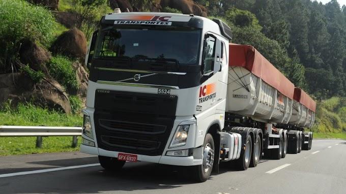 Transportadora IC abre vagas para Motorista Carreteiro