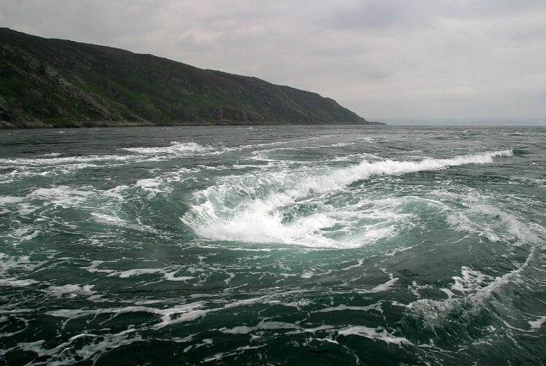 Moskstraumen Whirlpools