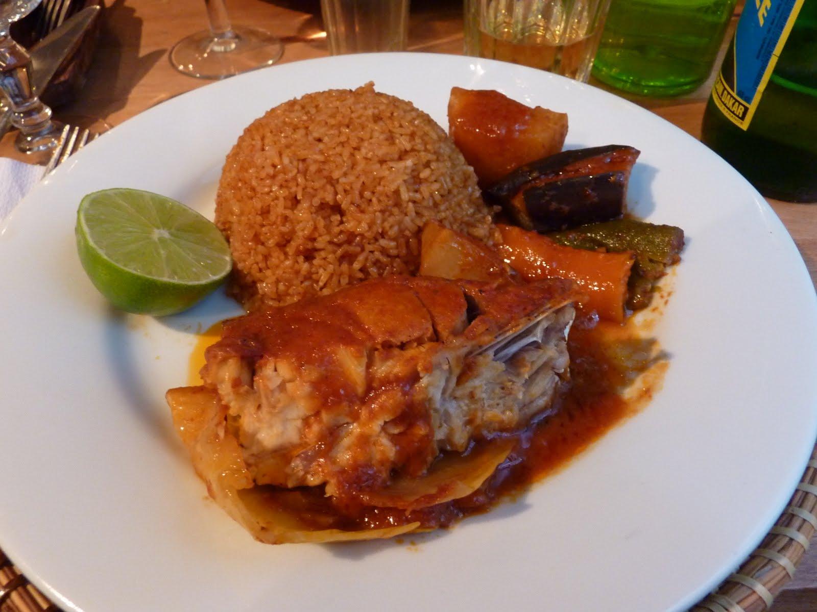 Meilleur Restaurant De Dakar