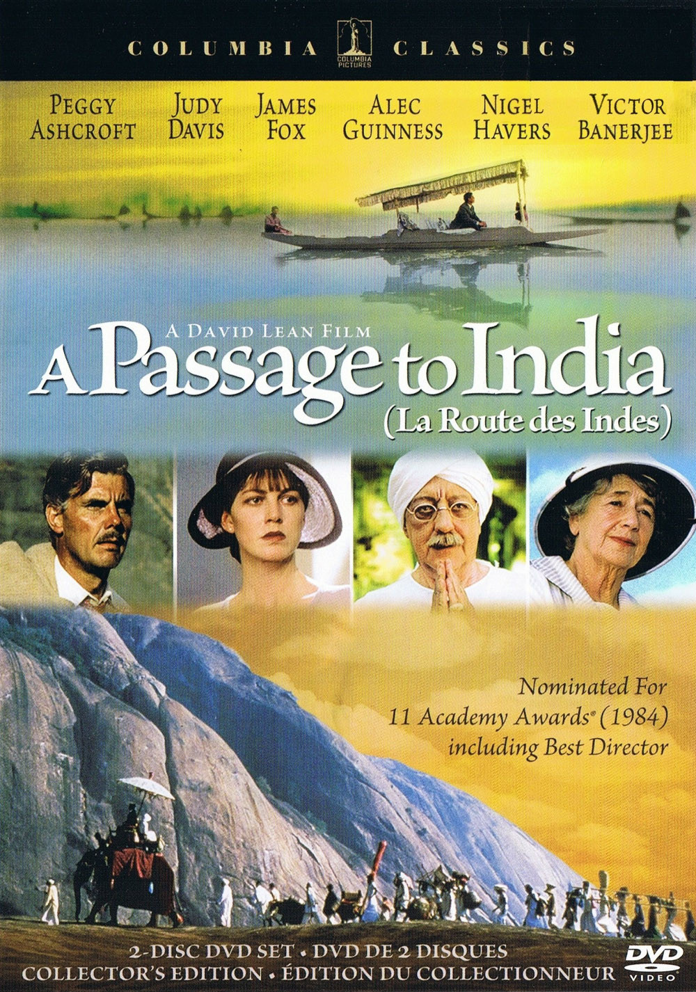 A passage through India
