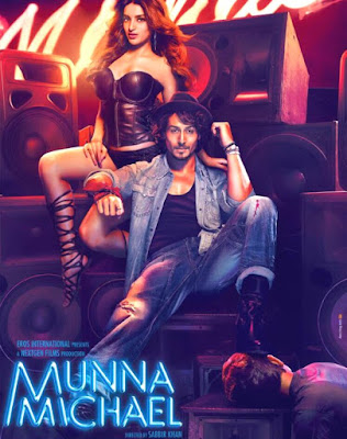 Munna Michael 2017 Hindi DVDScr 700mb x264 New