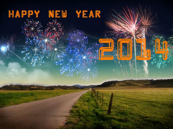 Happy new year 2014 greetings e cards wishes wallpapers sms images new year 2014 images voltagebd Image collections