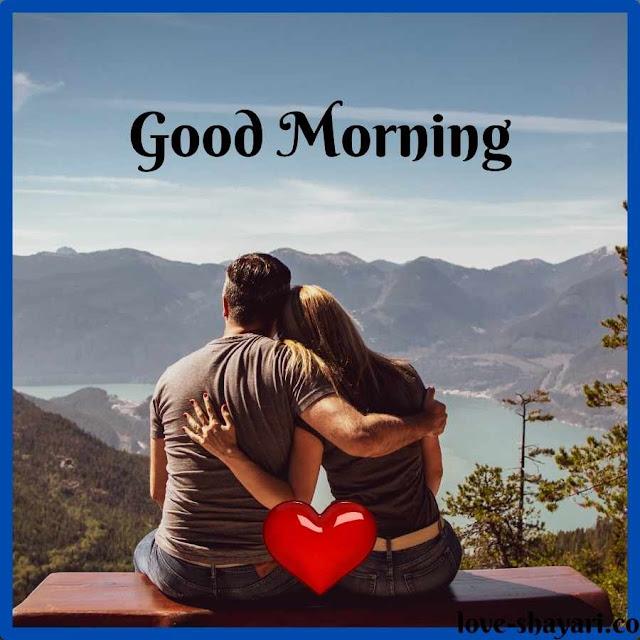 gud morning image for lover