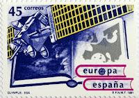 SATÉLITE EUROPEO OLYMPUS-1