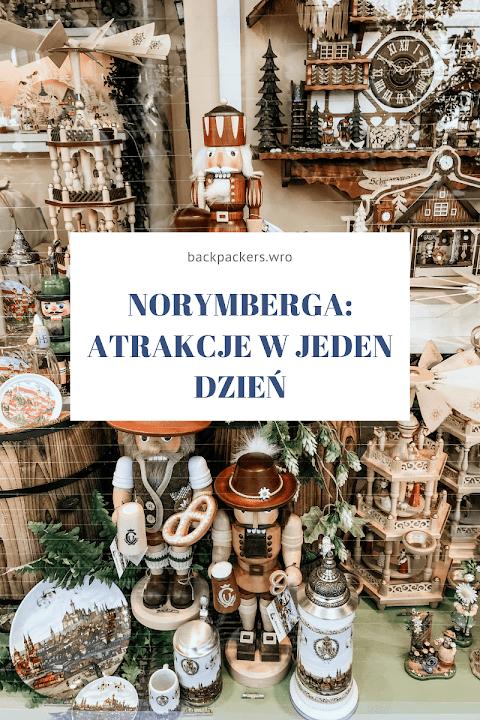 Norymberga: atrakcje w jeden dzień + plan podróży